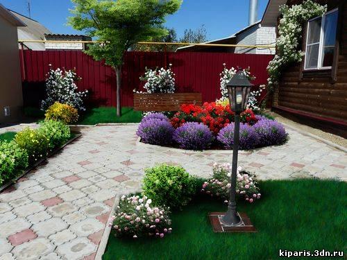 ландшафтный фитодизайн. Озеленение участка, ландшафтный дизайн сада, фитодизайн